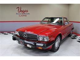 Picture of '87 Mercedes-Benz 560SL - $14,995.00 Offered by Vegas Classic Muscle Cars - KVCP