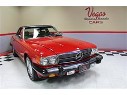 Picture of 1987 Mercedes-Benz 560SL located in Henderson Nevada - KVCP