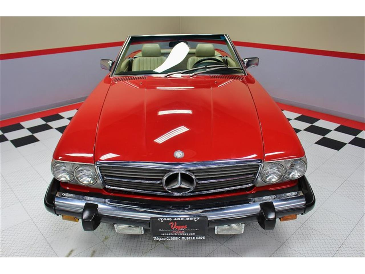 Large Picture of '87 Mercedes-Benz 560SL located in Henderson Nevada - $14,995.00 Offered by Vegas Classic Muscle Cars - KVCP
