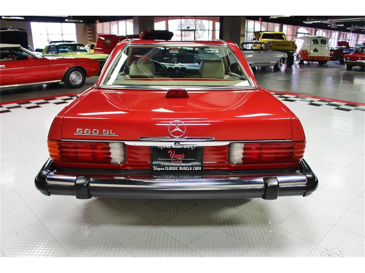 Large Picture of 1987 560SL located in Nevada - $14,995.00 - KVCP