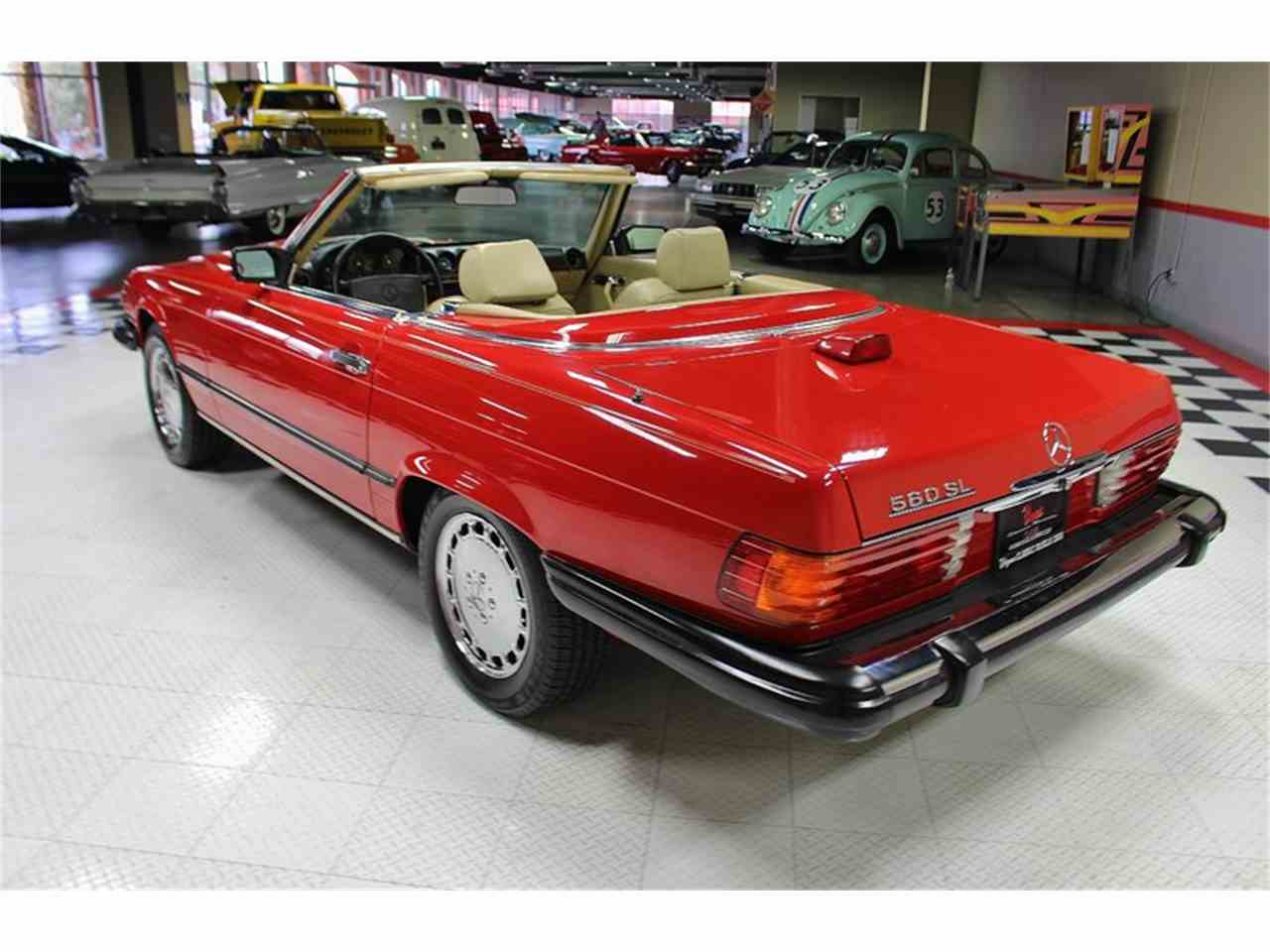 Large Picture of 1987 560SL located in Henderson Nevada - $14,995.00 Offered by Vegas Classic Muscle Cars - KVCP