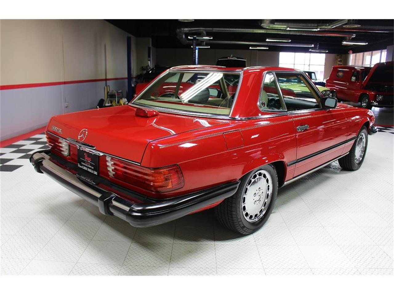 Large Picture of 1987 Mercedes-Benz 560SL - $14,995.00 Offered by Vegas Classic Muscle Cars - KVCP