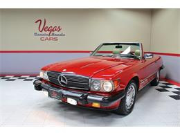 Picture of '87 560SL located in Henderson Nevada - $14,995.00 Offered by Vegas Classic Muscle Cars - KVCP