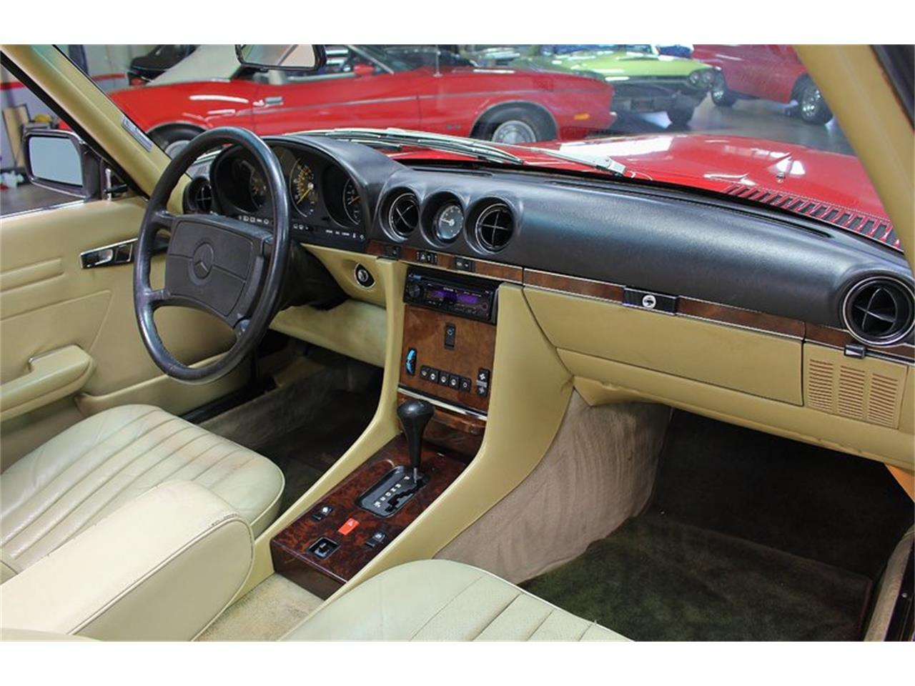 Large Picture of '87 Mercedes-Benz 560SL Offered by Vegas Classic Muscle Cars - KVCP