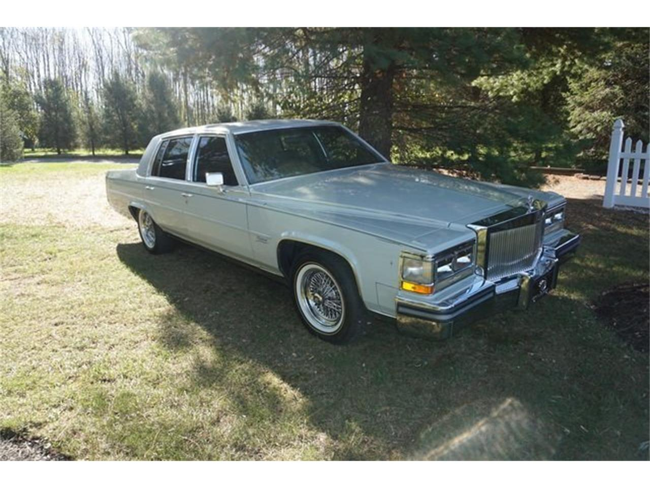 1988 Cadillac Fleetwood Brougham for Sale   ClassicCars ...