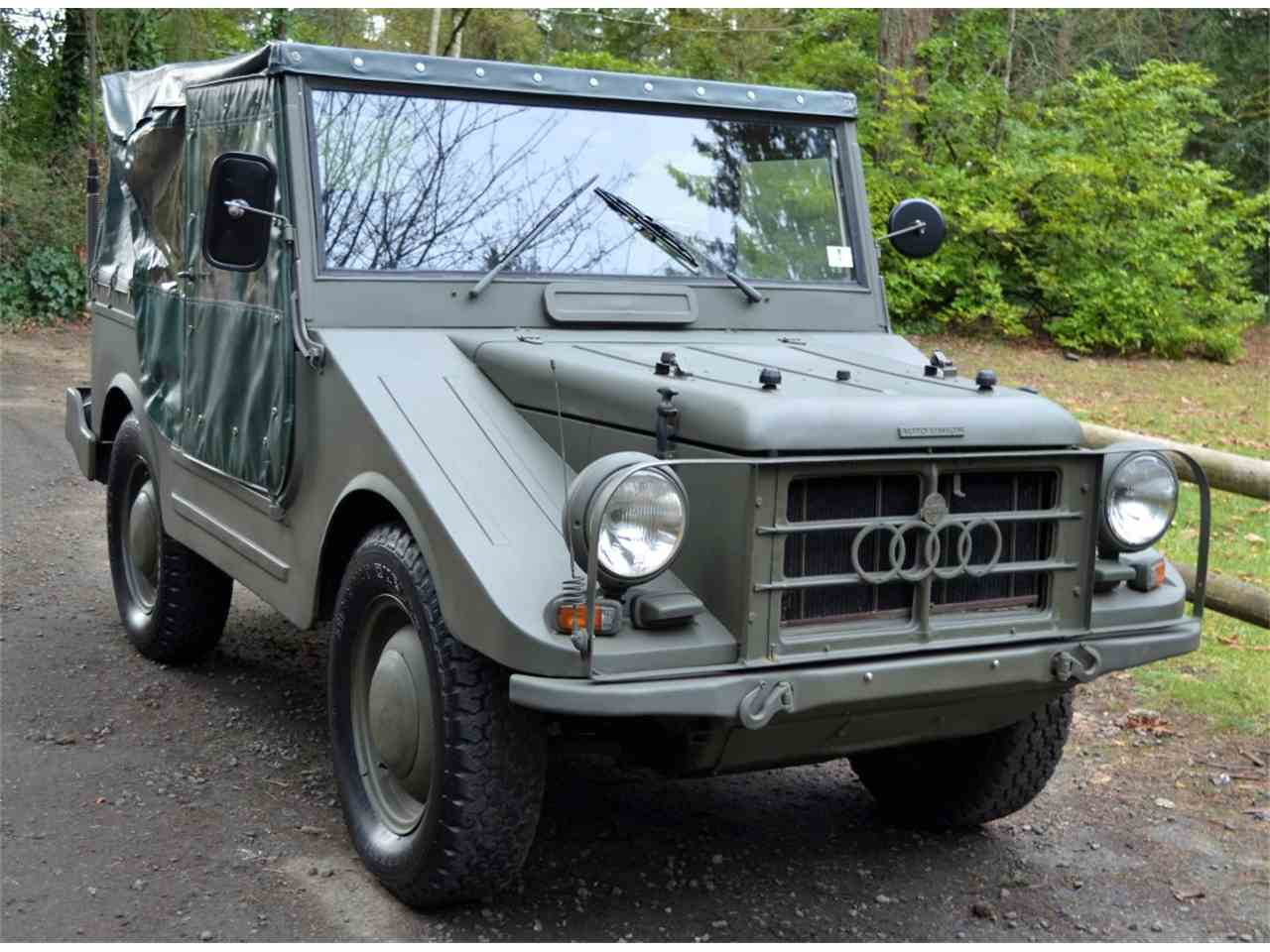 1963 dkw auto union audi munga jeep for sale. Black Bedroom Furniture Sets. Home Design Ideas