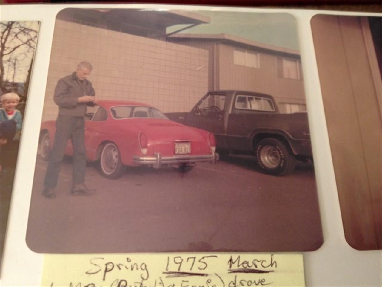 1972 Volkswagen Karmann Ghia For Sale Cc 973905 1975 Large Picture Of 72 Kvgx