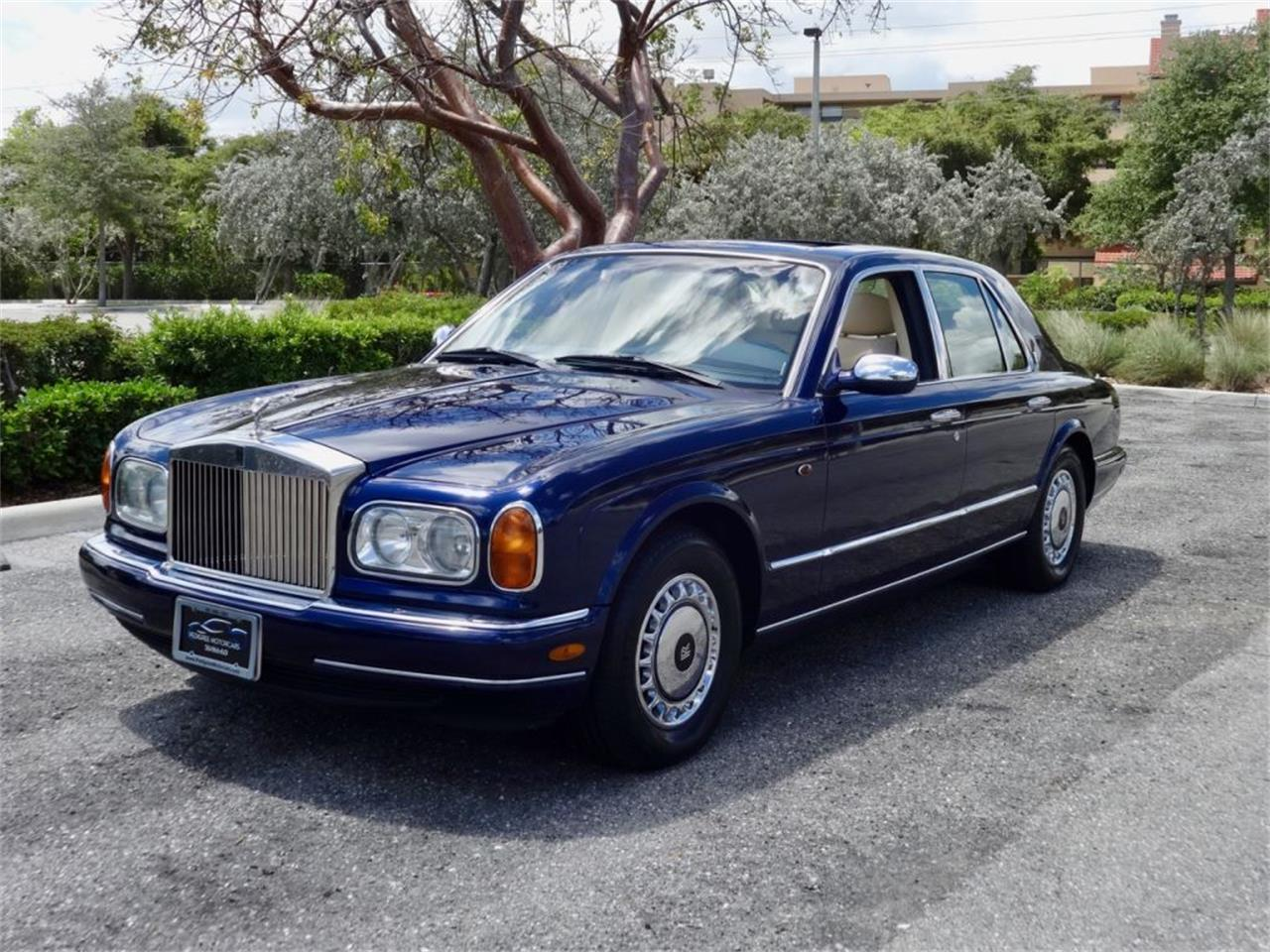 1999 Rolls-Royce Silver Seraph for Sale   ClassicCars.com ...