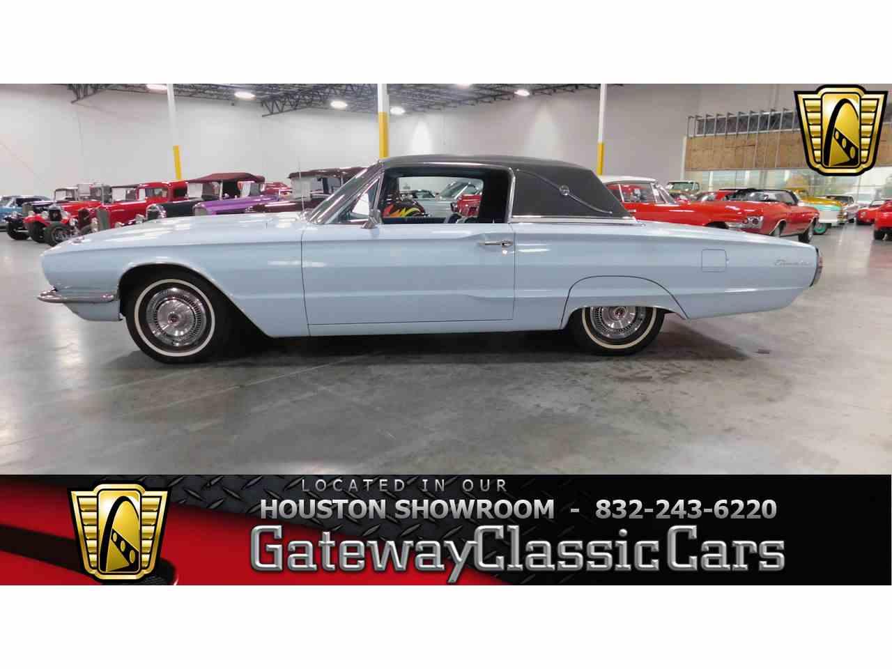 1966 Ford Thunderbird for Sale | ClassicCars.com | CC-970406