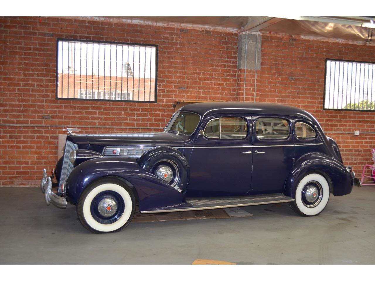 1939 Packard 1703 Super 8 Four Door Touring Sedan in Los Angeles, CA