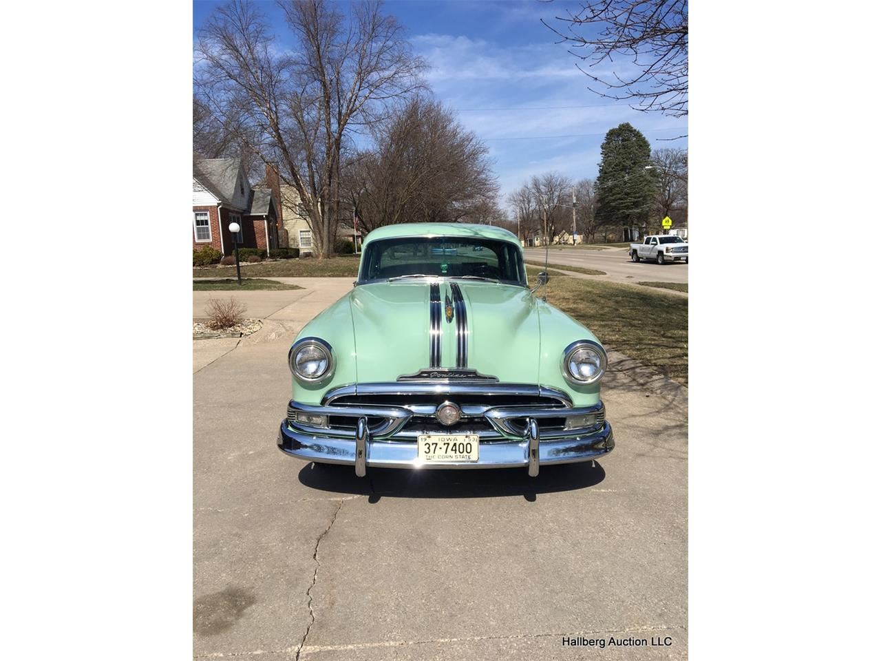 Large Picture of '53 Chieftain - KVMY