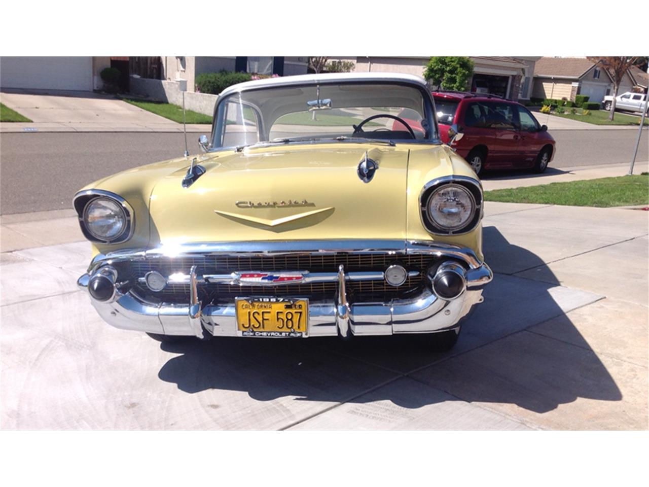 Large Picture of Classic '57 Chevrolet Bel Air located in Modesto California - $23,000.00 - KVN8