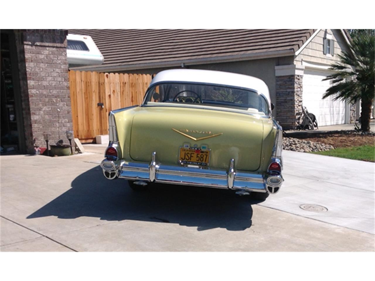 Large Picture of Classic 1957 Chevrolet Bel Air located in California - $23,000.00 Offered by a Private Seller - KVN8