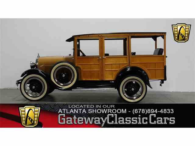Picture of '29 Model A - KVON