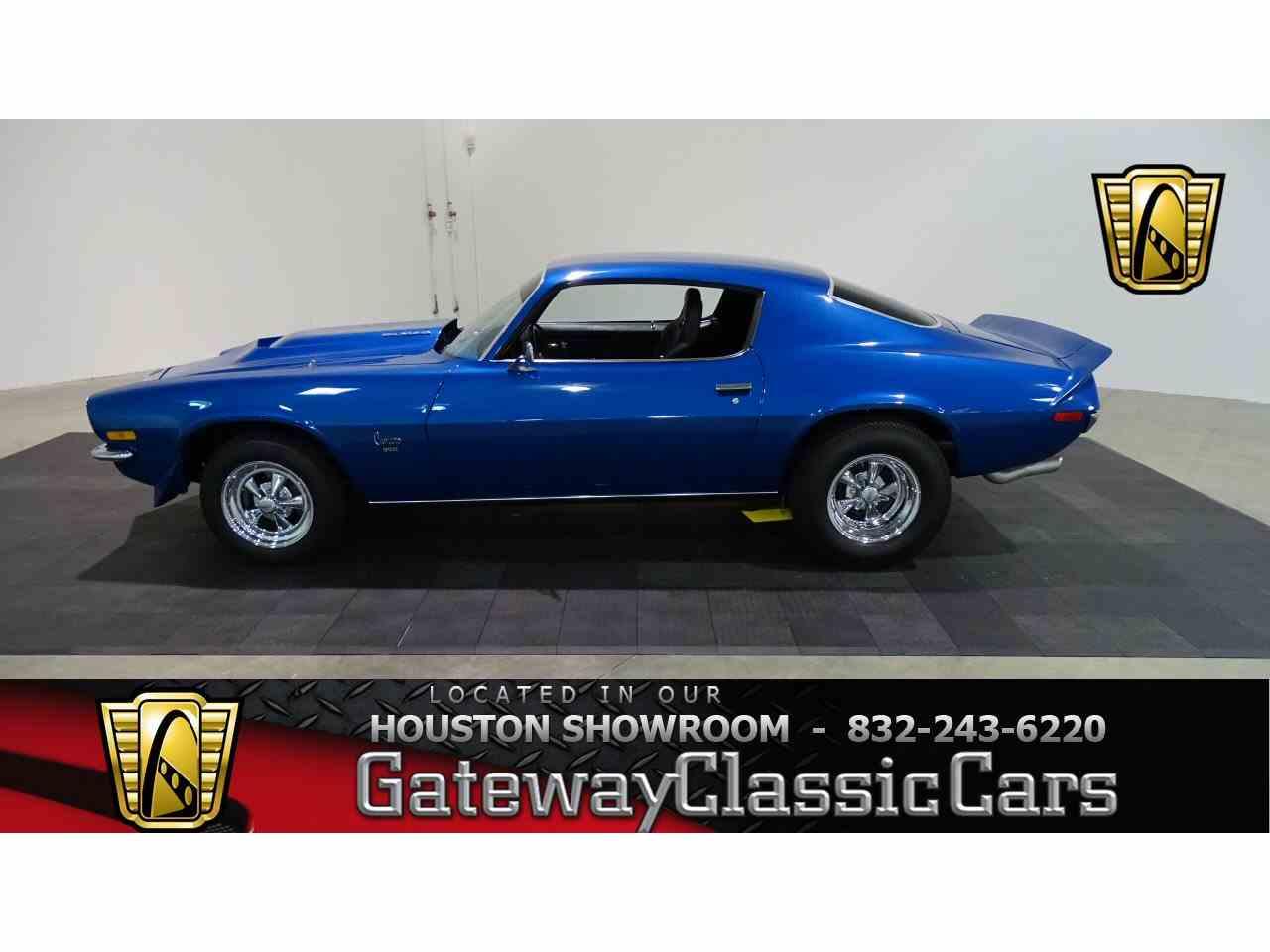 1971 Chevrolet Camaro for Sale | ClassicCars.com | CC-970419