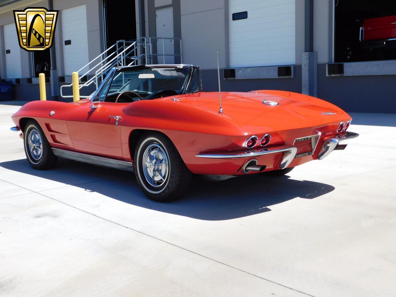 Large Picture of '63 Corvette - KVOZ