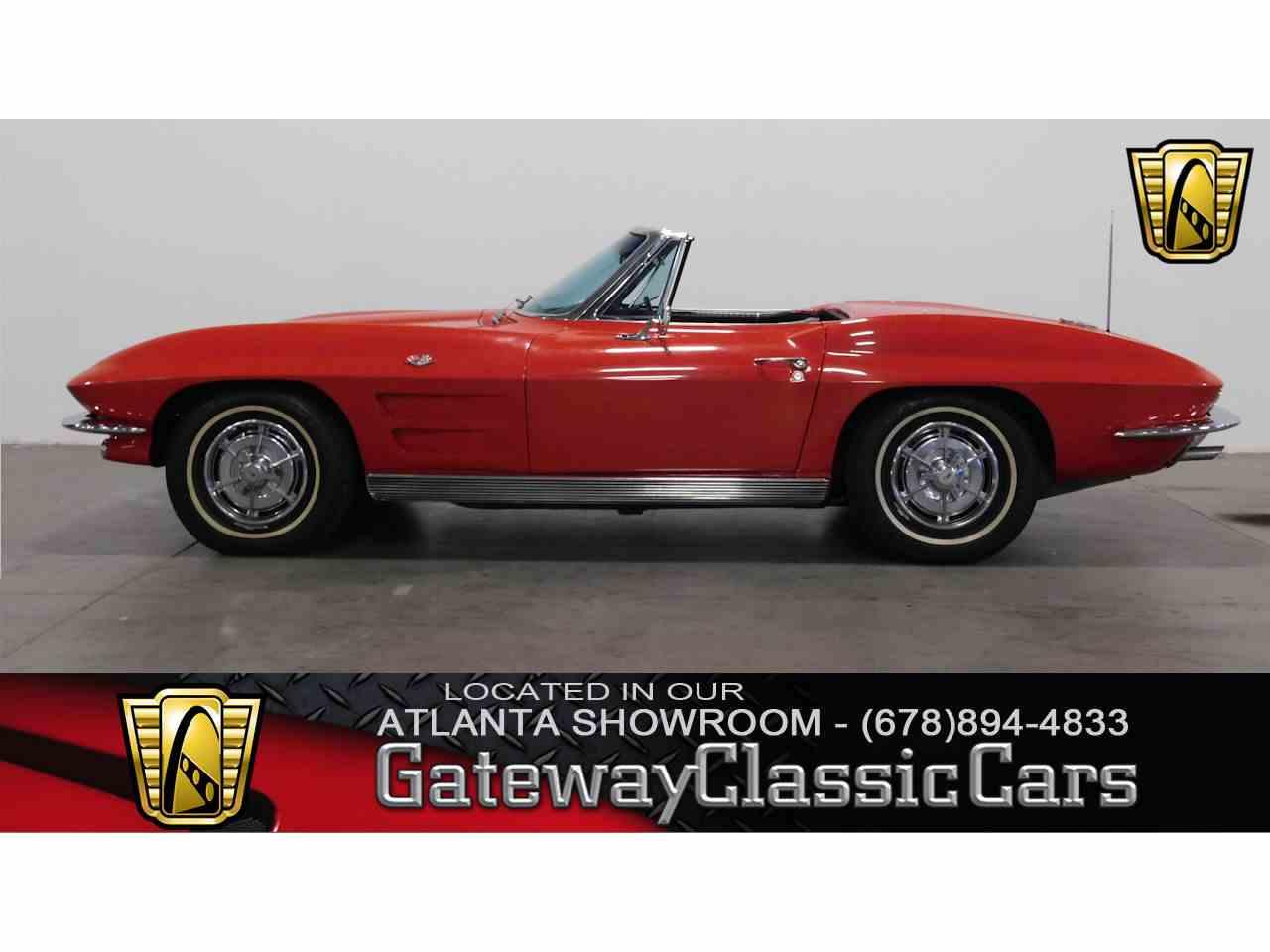 1963 Chevrolet Corvette for Sale | ClassicCars.com | CC-974195