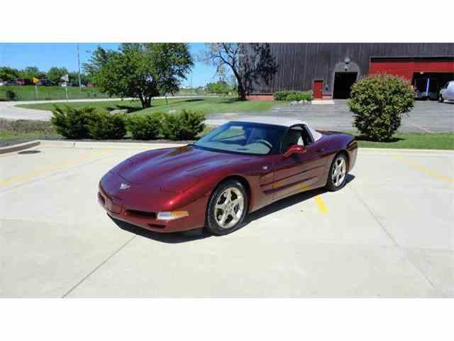 Picture of '03 Corvette - KVQW