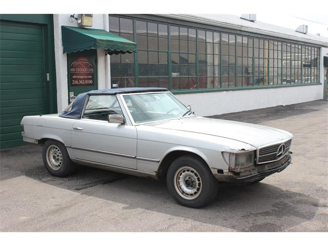 Picture of 1979 Mercedes-Benz 350SL located in Cleveland Ohio - $6,950.00 Offered by  - KVUA
