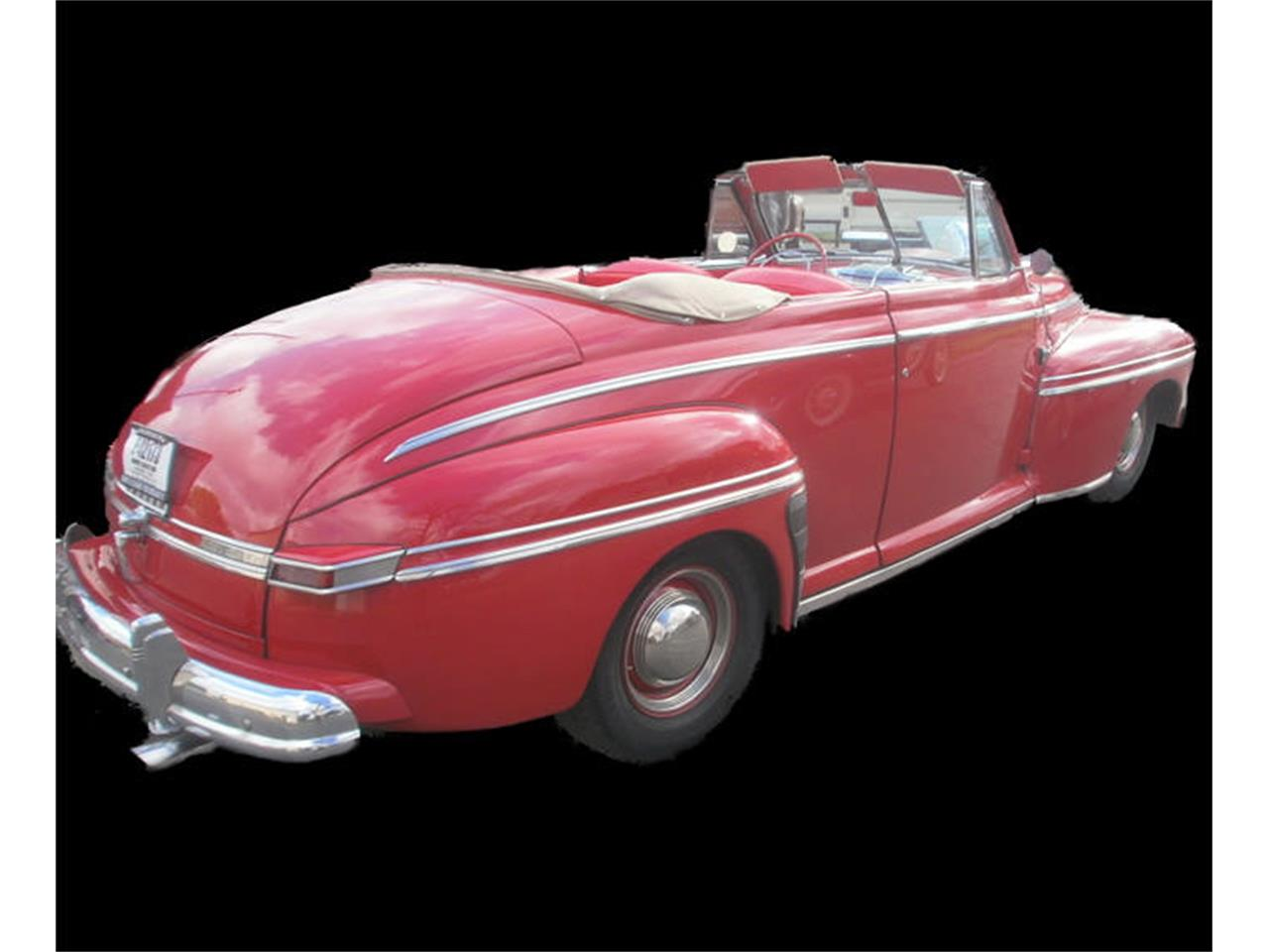 Large Picture of '46 Convertible - KVVE