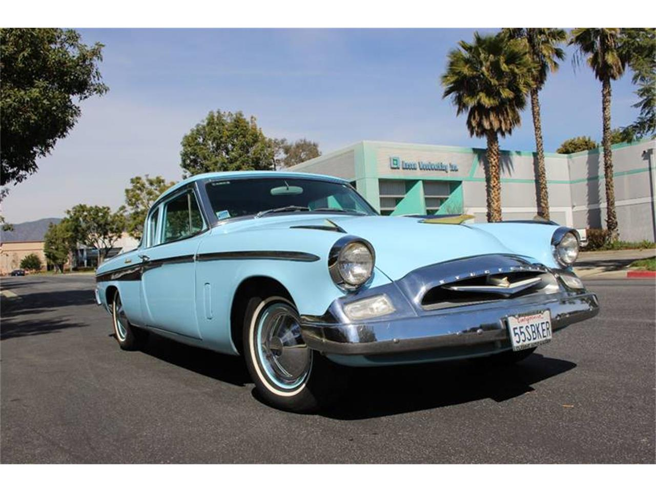 Large Picture of '55 Studebaker President located in La Verne California - $21,900.00 - KW0R
