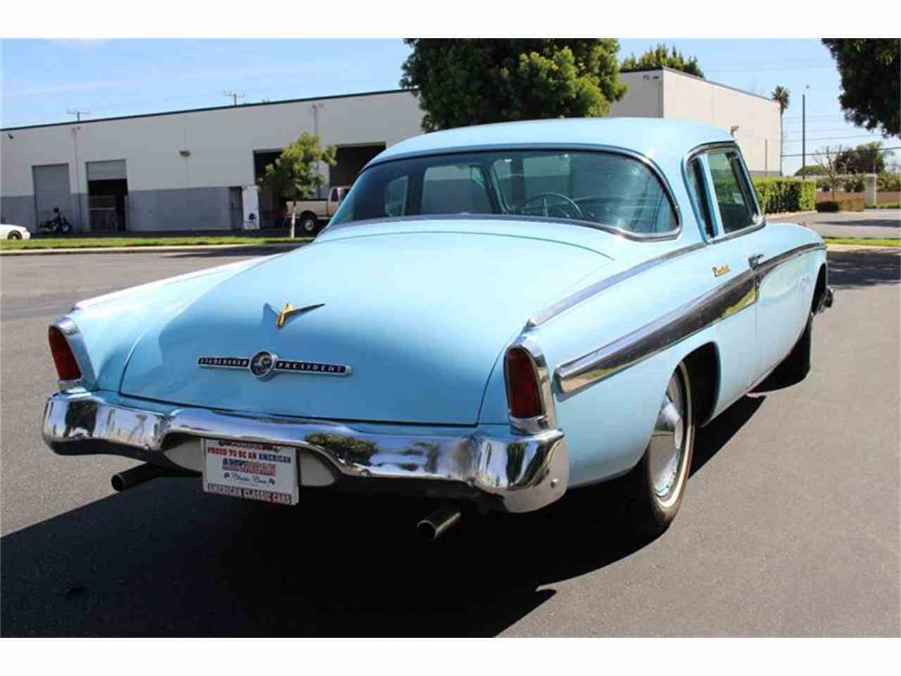 Large Picture of Classic 1955 Studebaker President located in La Verne California Offered by American Classic Cars - KW0R