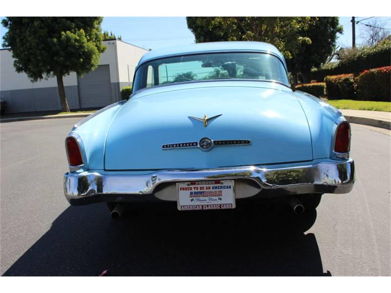 Large Picture of '55 Studebaker President located in La Verne California - KW0R