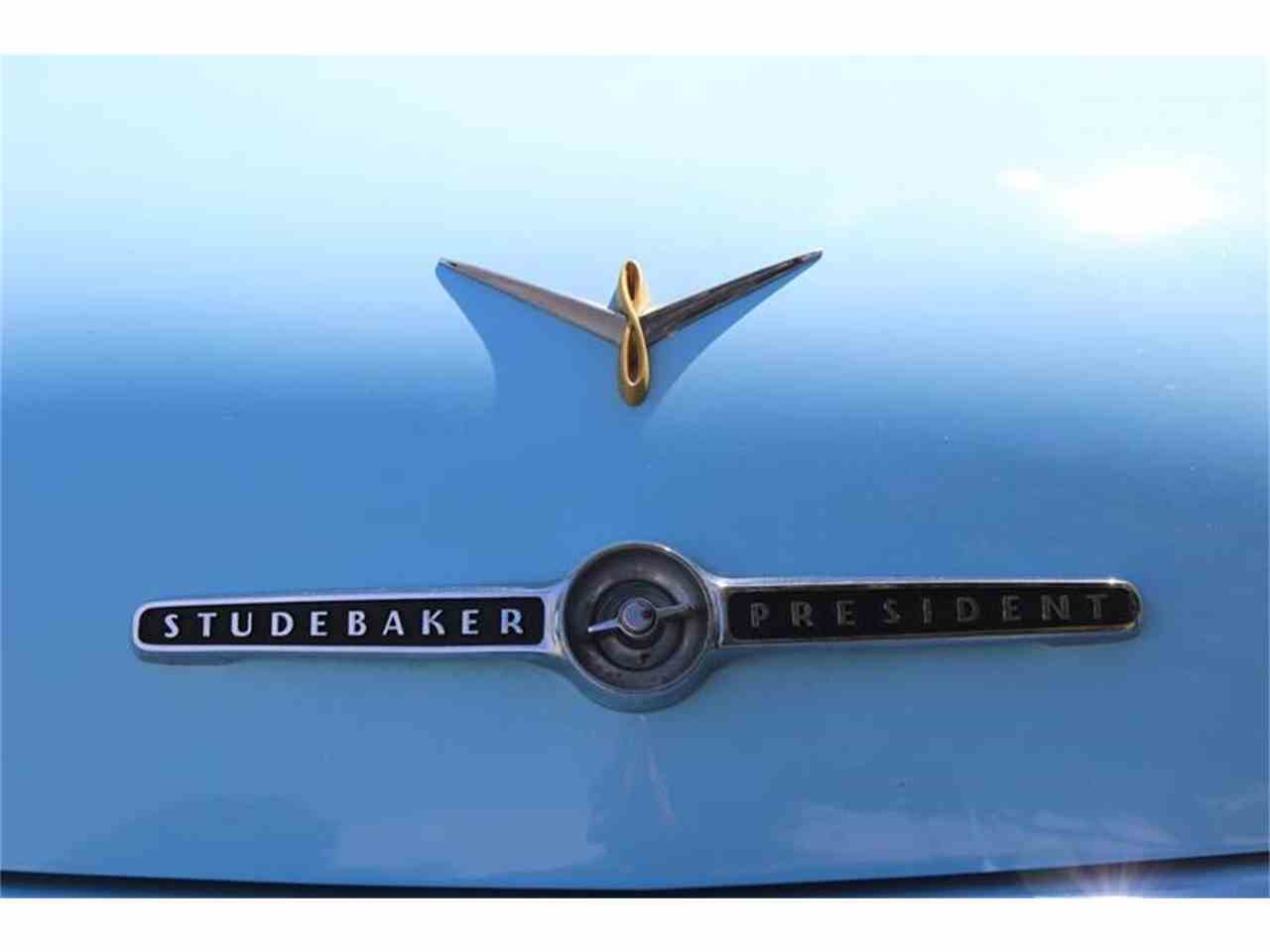 Large Picture of '55 Studebaker President - KW0R