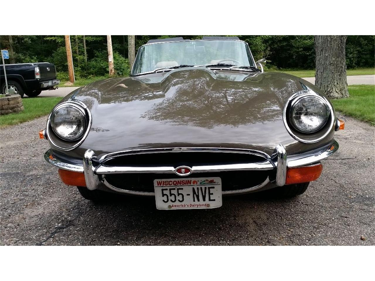 Large Picture of '71 E-Type - KW0V