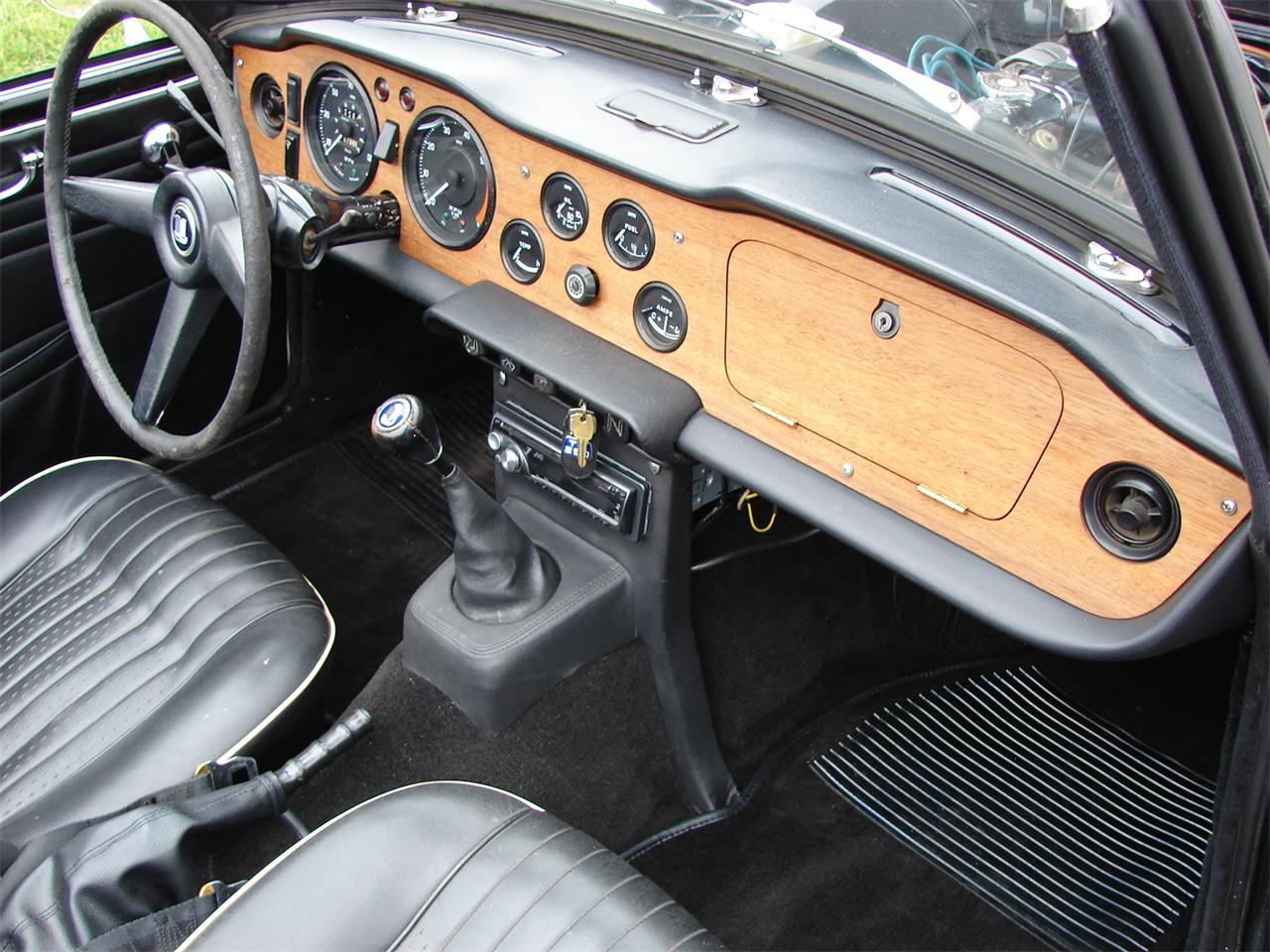 Large Picture of '68 TR250 - KW2F