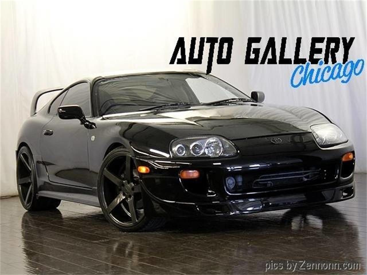 Right Hand Drive Vehicles For Sale >> For Sale 1994 Toyota Supra Right Hand Drive In Addison Illinois