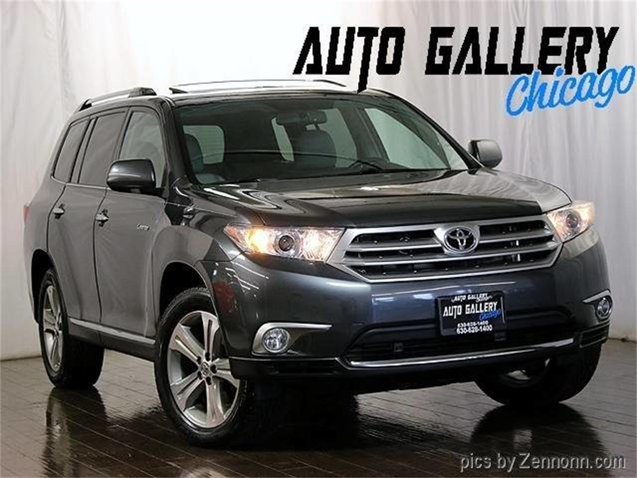 2012 Toyota Highlander For Sale >> For Sale 2012 Toyota Highlander In Addison Illinois