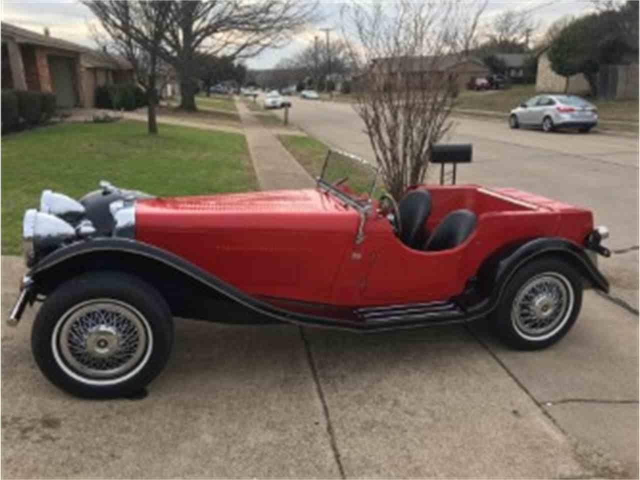 1937 Jaguar Replica/Kit Car for Sale | ClassicCars.com | CC-974817