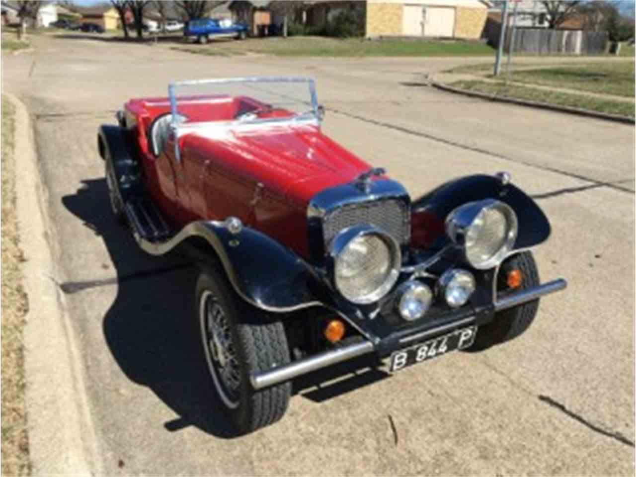 1937 Jaguar Replica/Kit Car for Sale | ClicCars.com | CC-974817