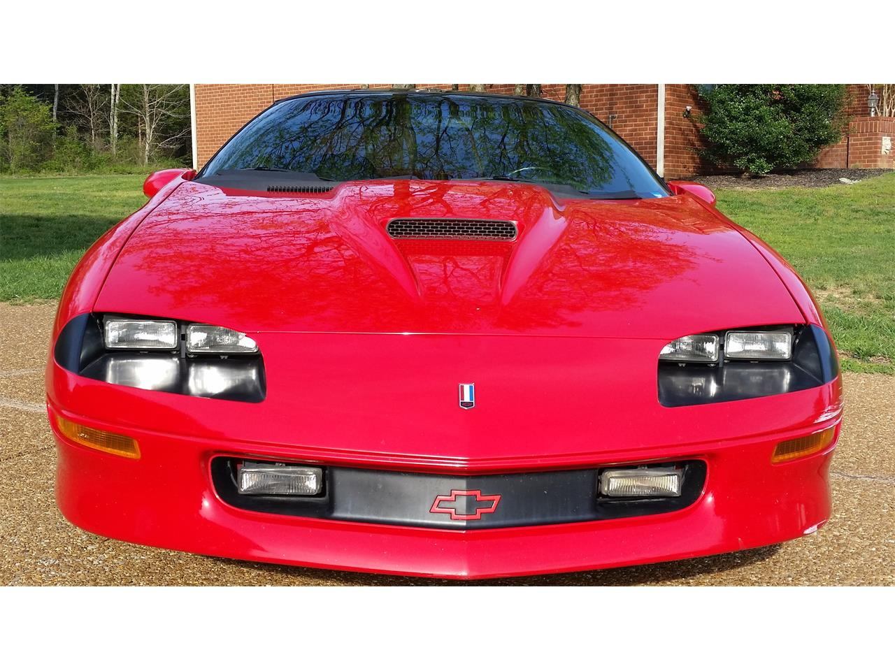 Large Picture of '97 Chevrolet Camaro SS Z28 - KW6A