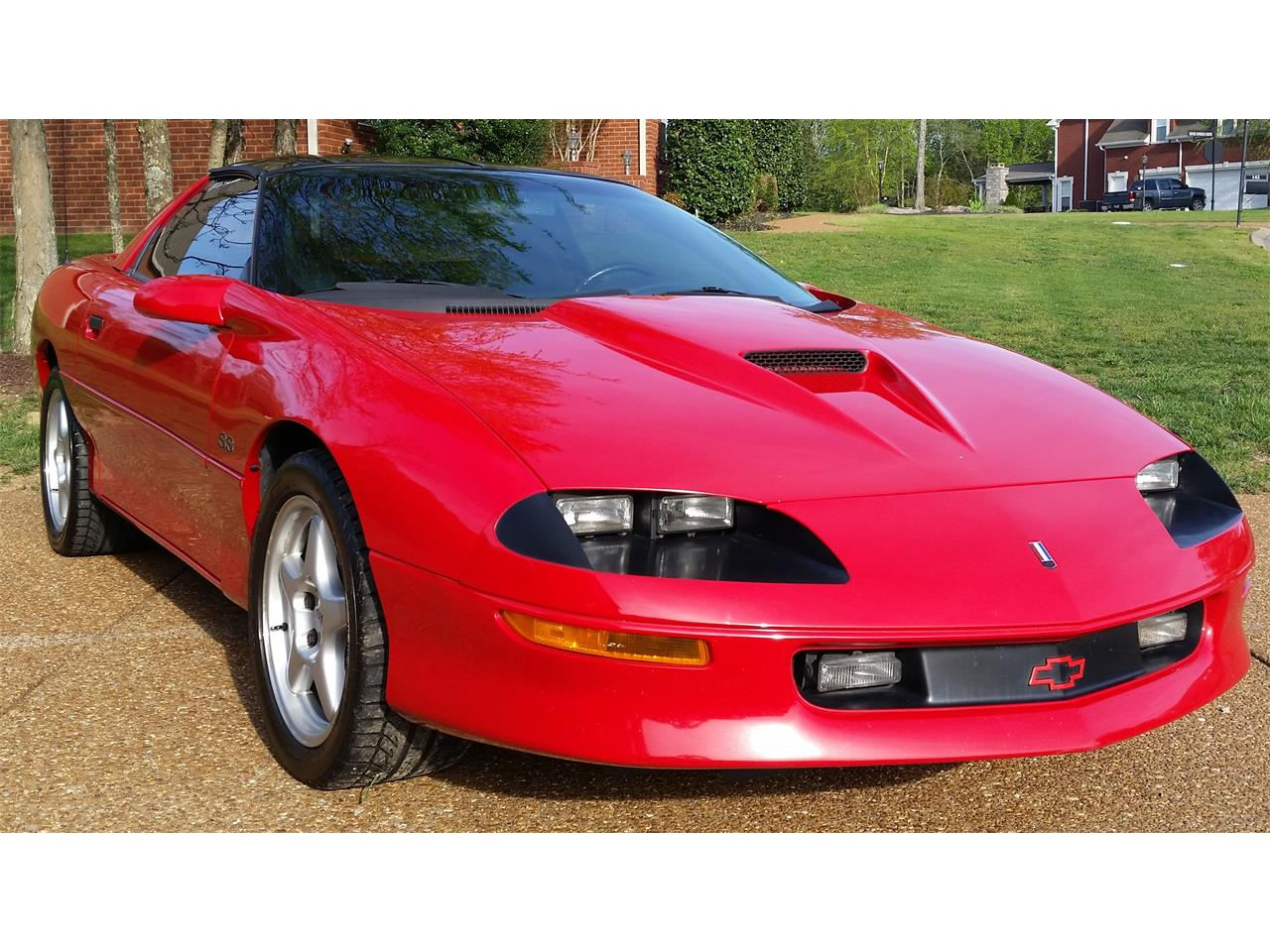 Large Picture of 1997 Chevrolet Camaro SS Z28 - $13,500.00 Offered by a Private Seller - KW6A
