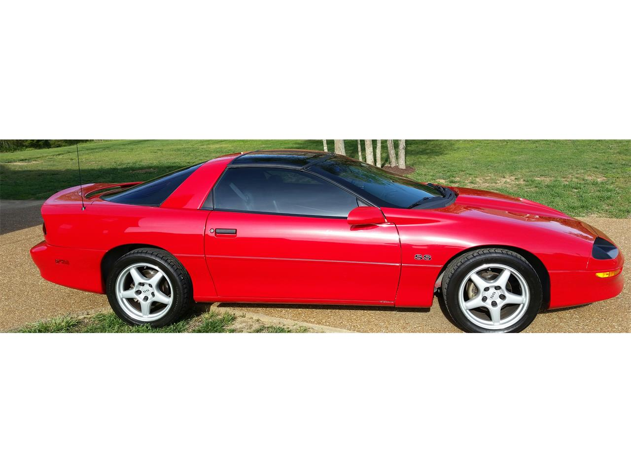 Large Picture of 1997 Chevrolet Camaro SS Z28 Offered by a Private Seller - KW6A