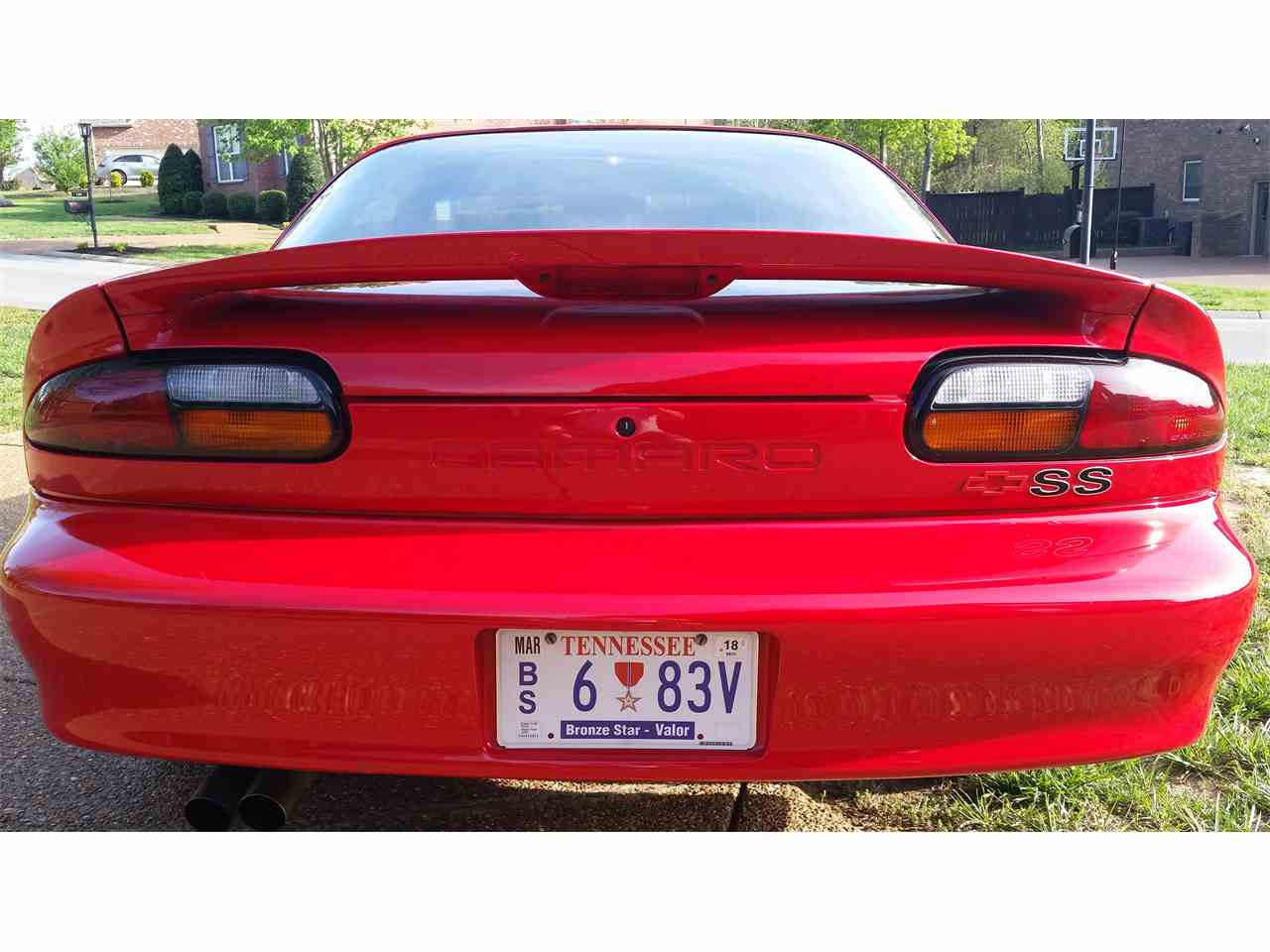 Large Picture of '97 Camaro SS Z28 - KW6A