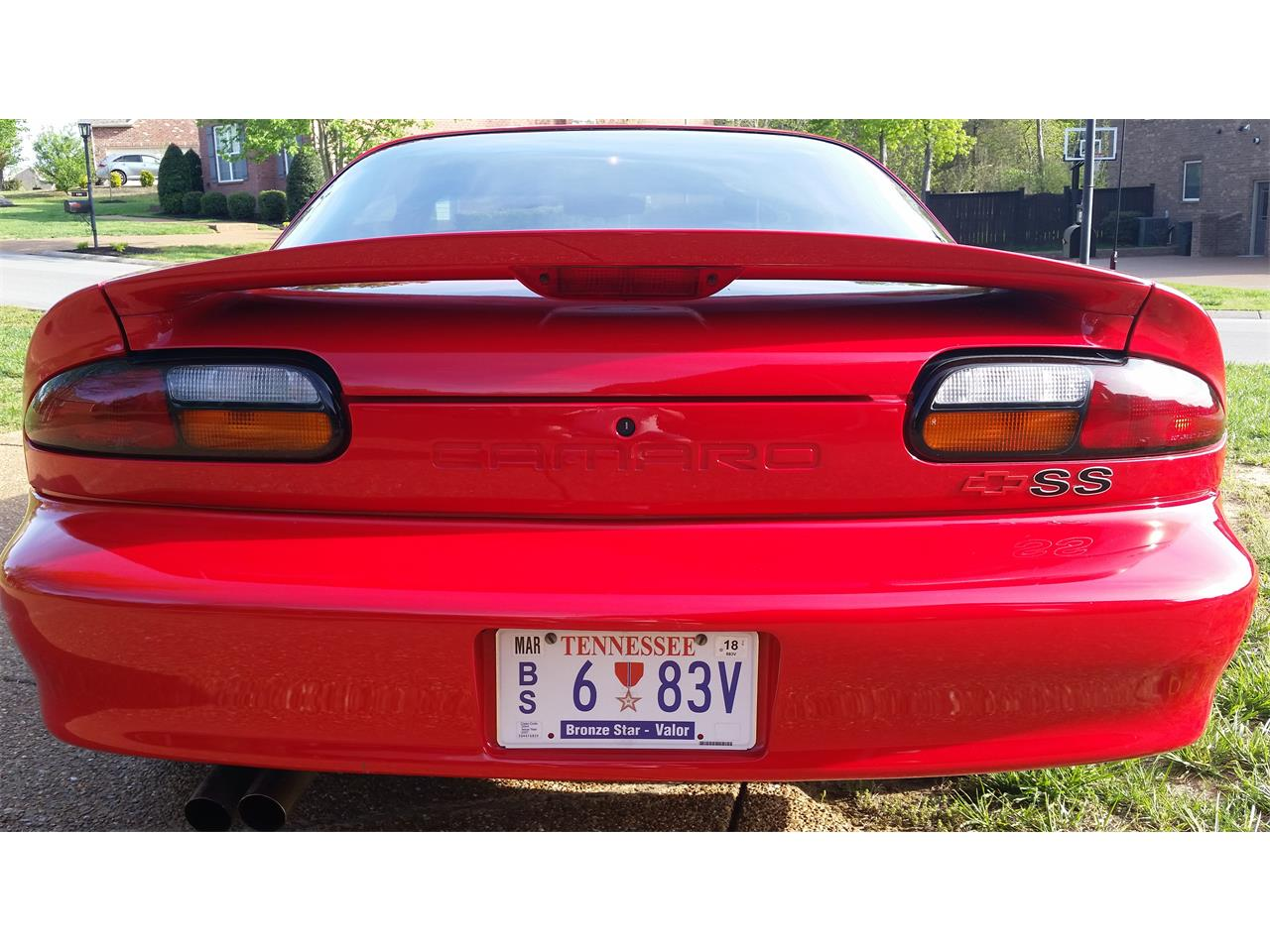 Large Picture of '97 Camaro SS Z28 Offered by a Private Seller - KW6A