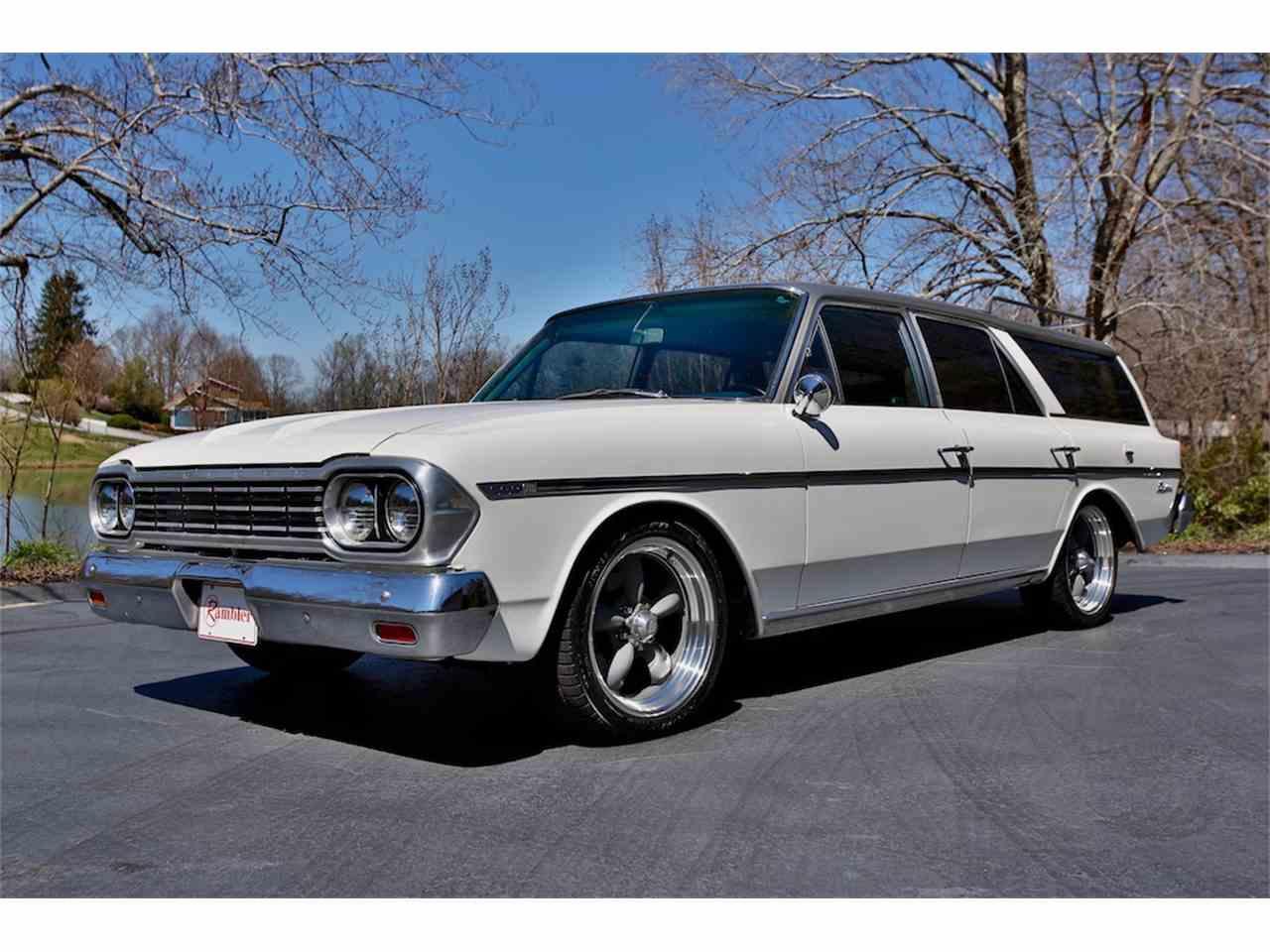 1964 AMC Rambler Station Wagon for Sale | ClassicCars.com | CC-974819