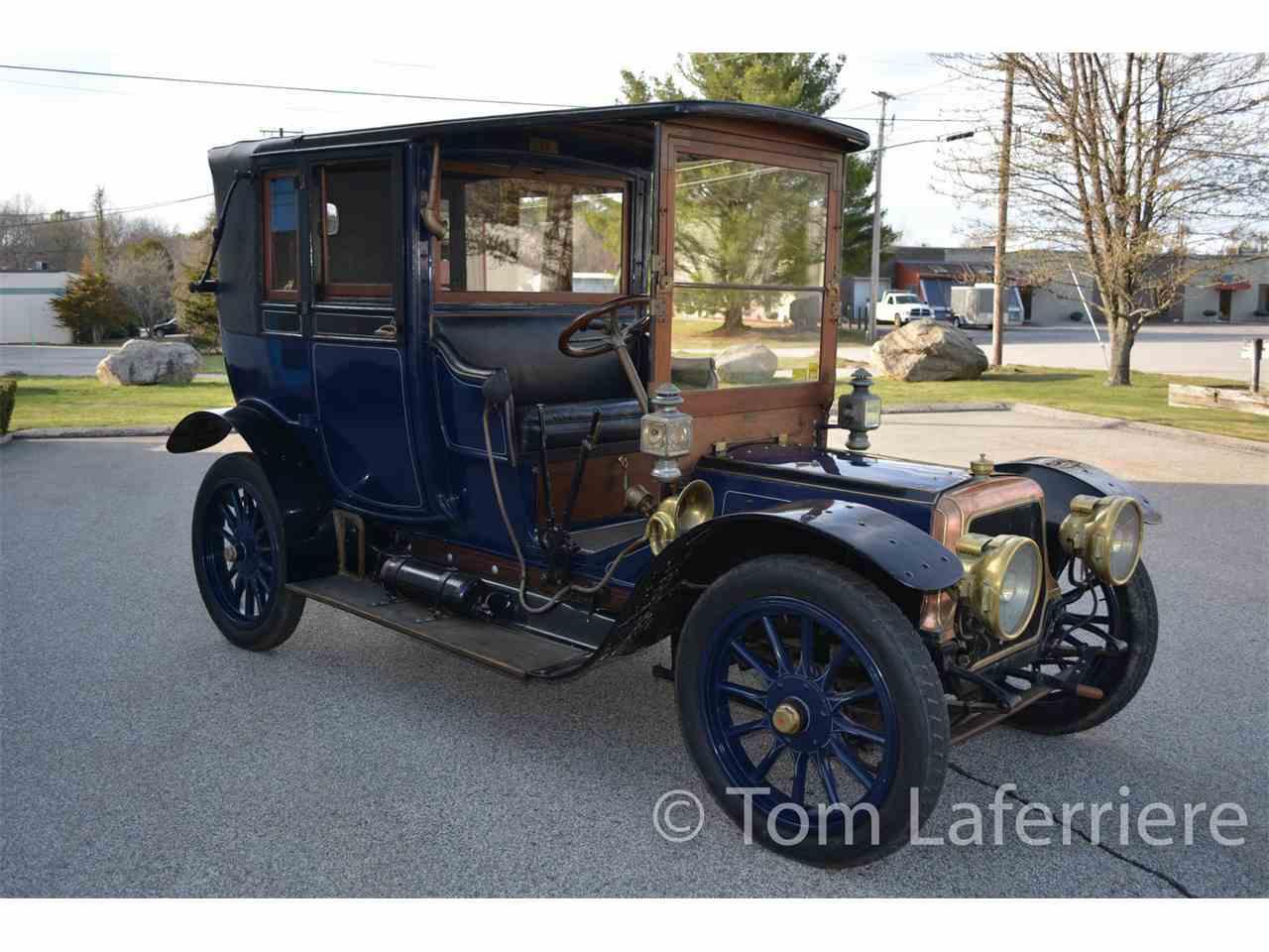 Cars For Sale In Ri: 1910 Panhard Levassor Antique For Sale