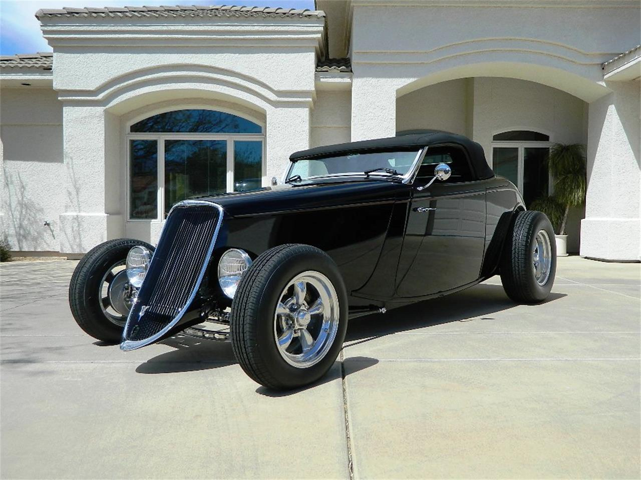 Large Picture of '33 Custom - KW6I
