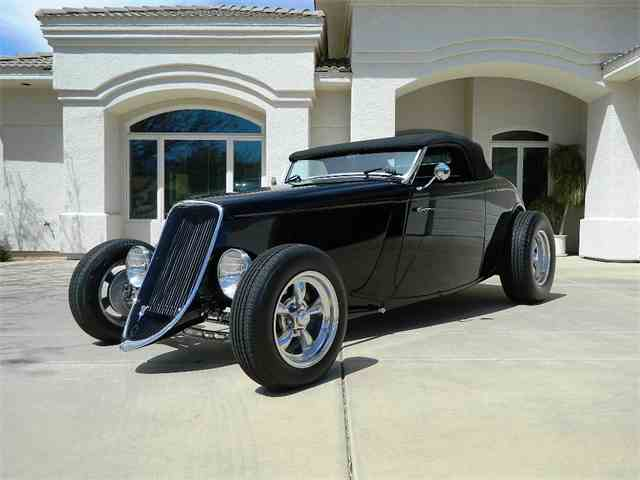 Picture of '33 Custom - KW6I