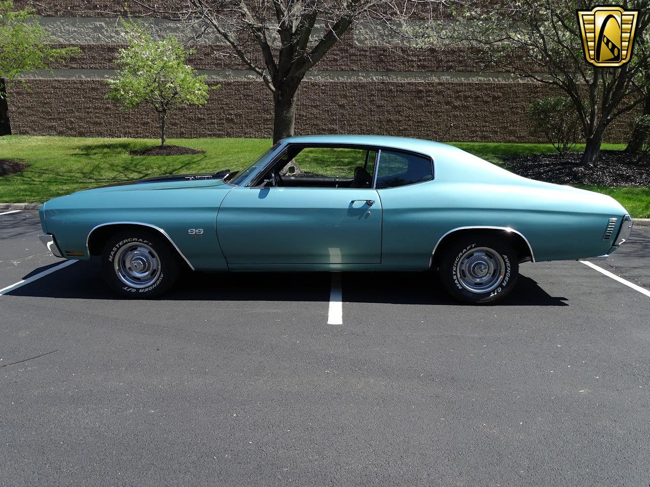 Large Picture of '70 Chevelle located in West Deptford New Jersey - $58,000.00 Offered by Gateway Classic Cars - Philadelphia - KW6R