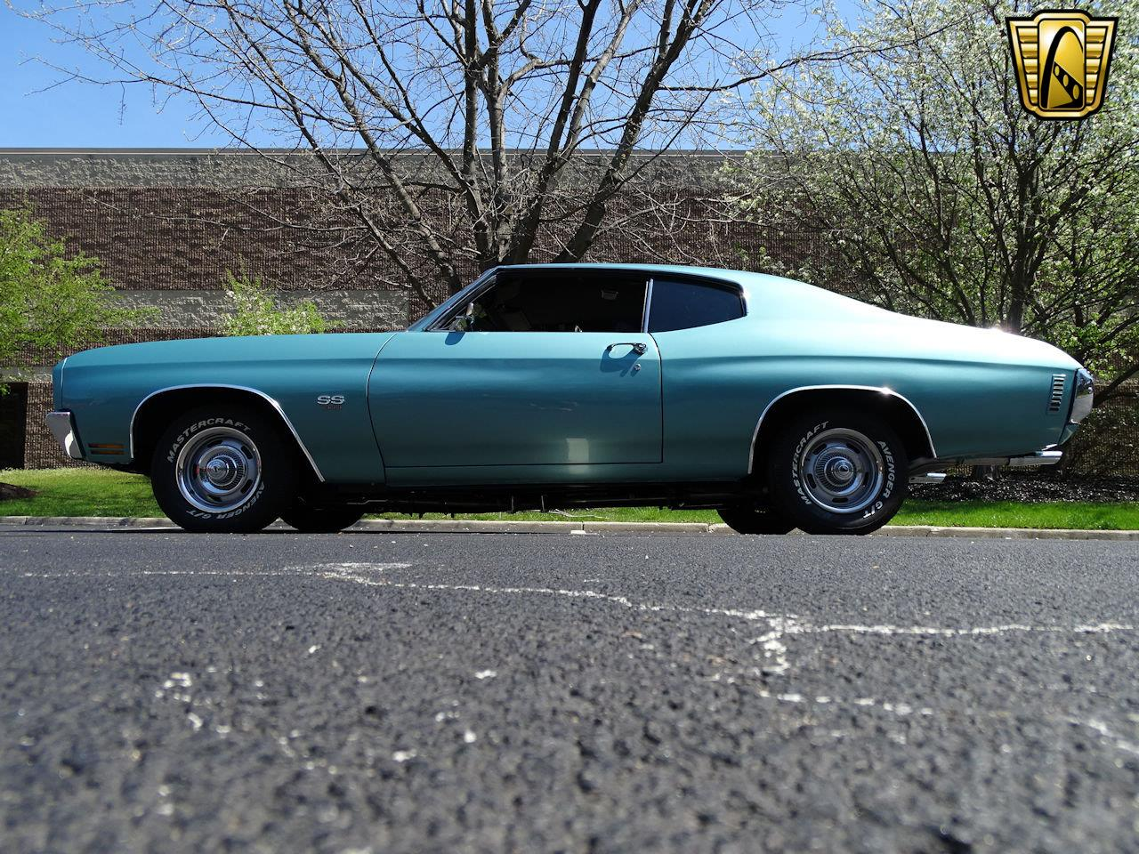 Large Picture of '70 Chevelle located in New Jersey Offered by Gateway Classic Cars - Philadelphia - KW6R