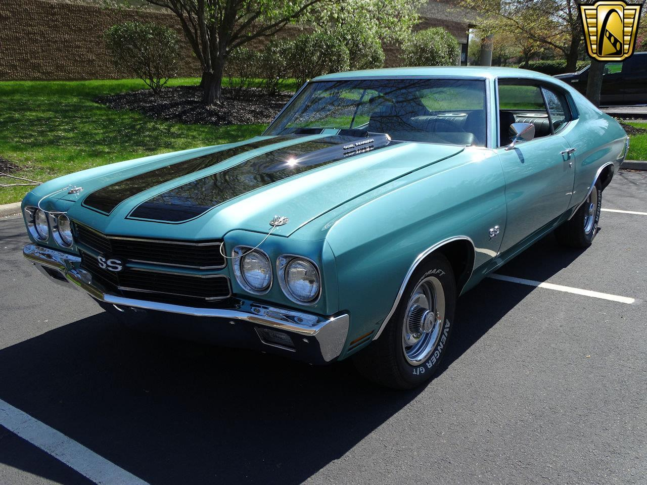 Large Picture of Classic '70 Chevrolet Chevelle located in West Deptford New Jersey Offered by Gateway Classic Cars - Philadelphia - KW6R