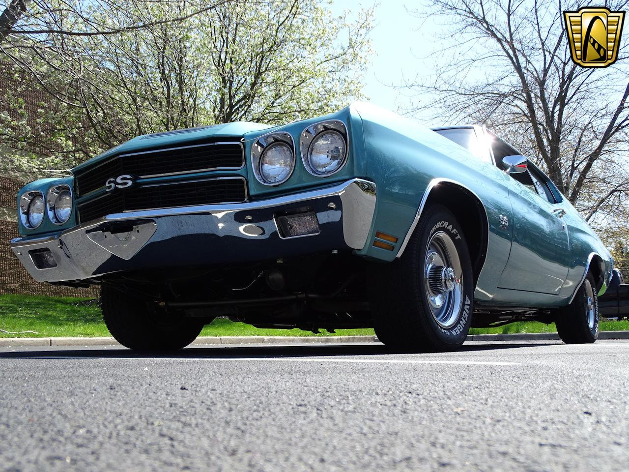 Large Picture of Classic 1970 Chevelle Offered by Gateway Classic Cars - Philadelphia - KW6R