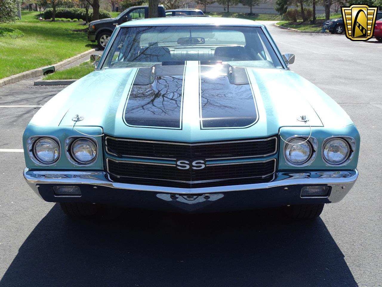 Large Picture of Classic '70 Chevelle located in New Jersey Offered by Gateway Classic Cars - Philadelphia - KW6R