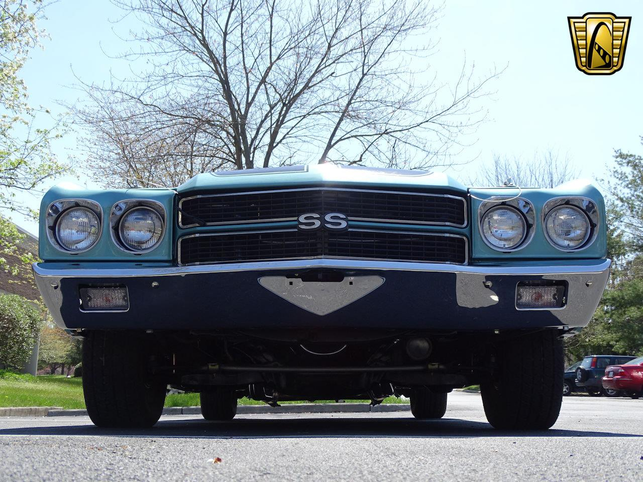 Large Picture of 1970 Chevrolet Chevelle Offered by Gateway Classic Cars - Philadelphia - KW6R