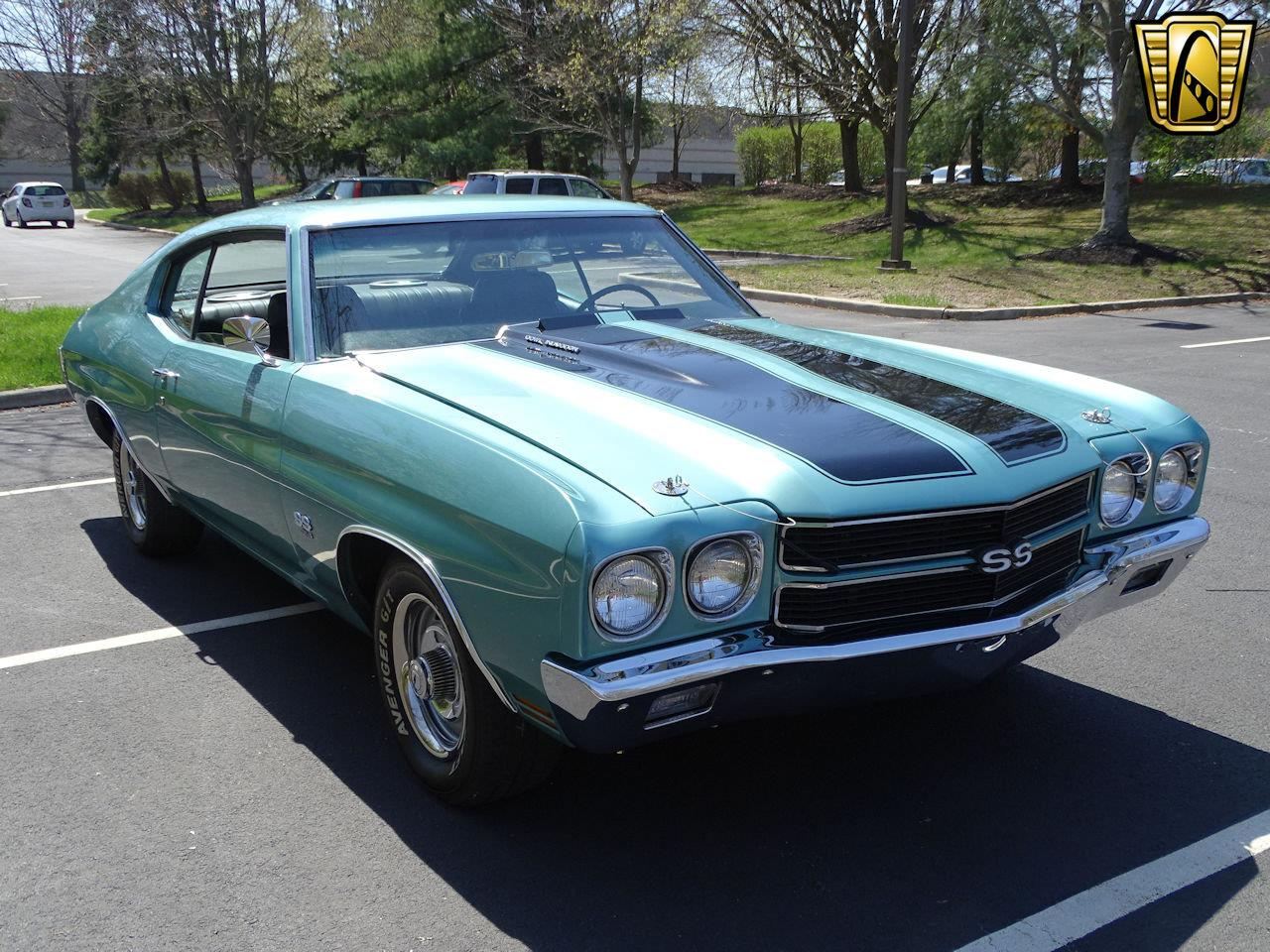Large Picture of Classic 1970 Chevrolet Chevelle Offered by Gateway Classic Cars - Philadelphia - KW6R